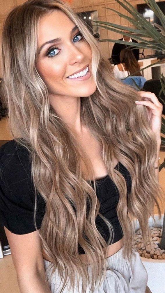 44 The Best Hair Color Ideas For Brunettes – Pecan Sandie