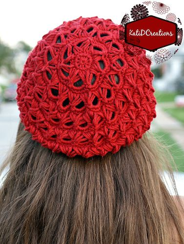 Jessicas Broomstick Lace Hat Crochet Pattern By Kati Donahue For