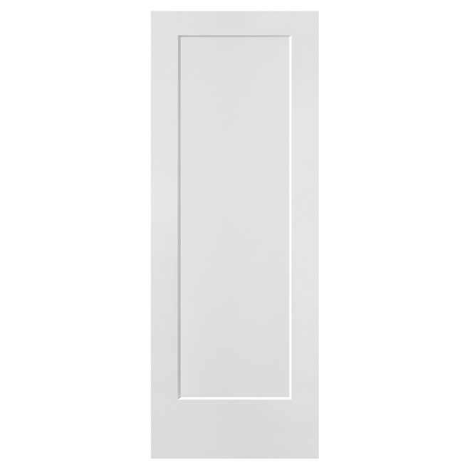 Superb MASONITE Lincoln Park 1 Moulded Panel Door   Primed   X Weu0027ve Got It. Take  Advantage Of Unbeatable Inventory And Prices From Quebecu0027s Expert In  Construction ...