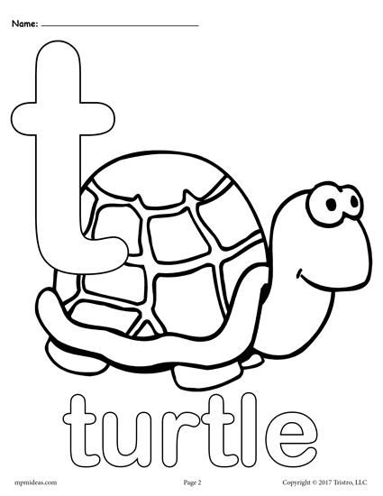 Letter T Alphabet Coloring Pages 3 Printable Versions Alphabet Coloring Pages Alphabet Coloring Coloring Pages