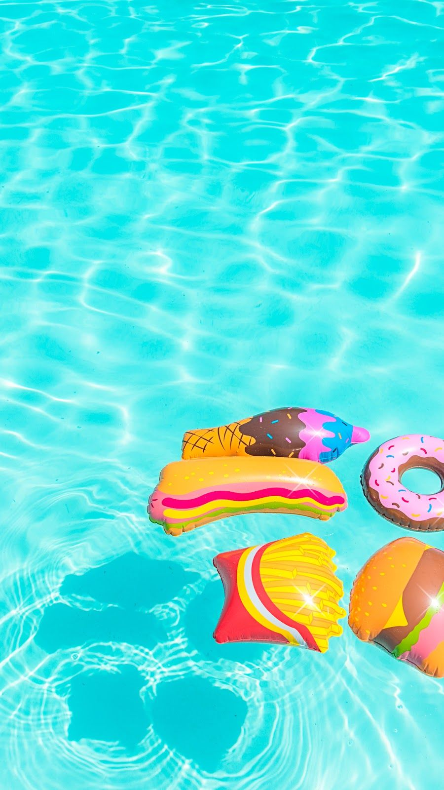 Swimming pool mobile wallpaper Wallpaper iphone summer