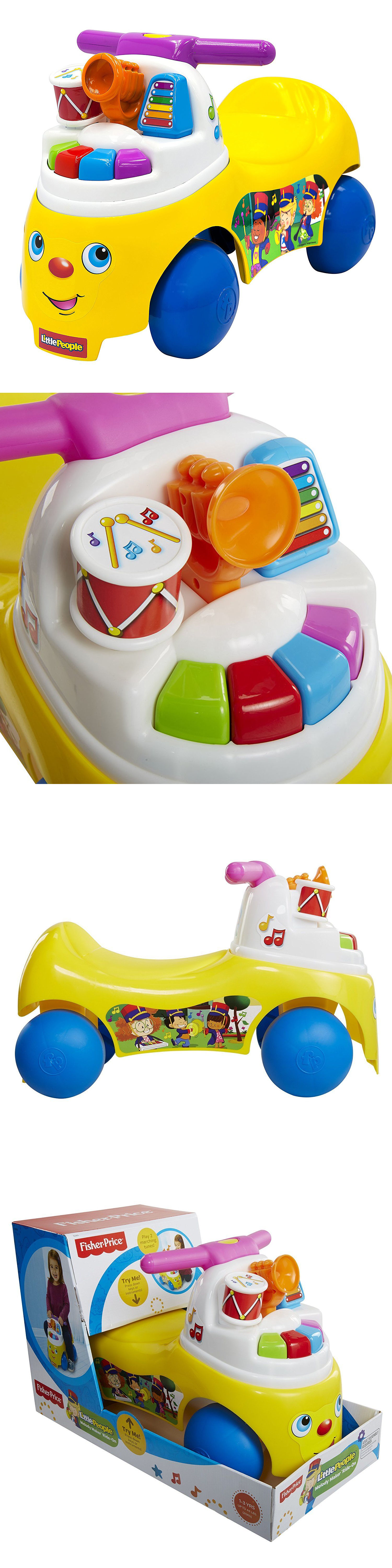 Baby toys car  baby kid stuff Baby Toddler Ride On Musical Push Car Activity