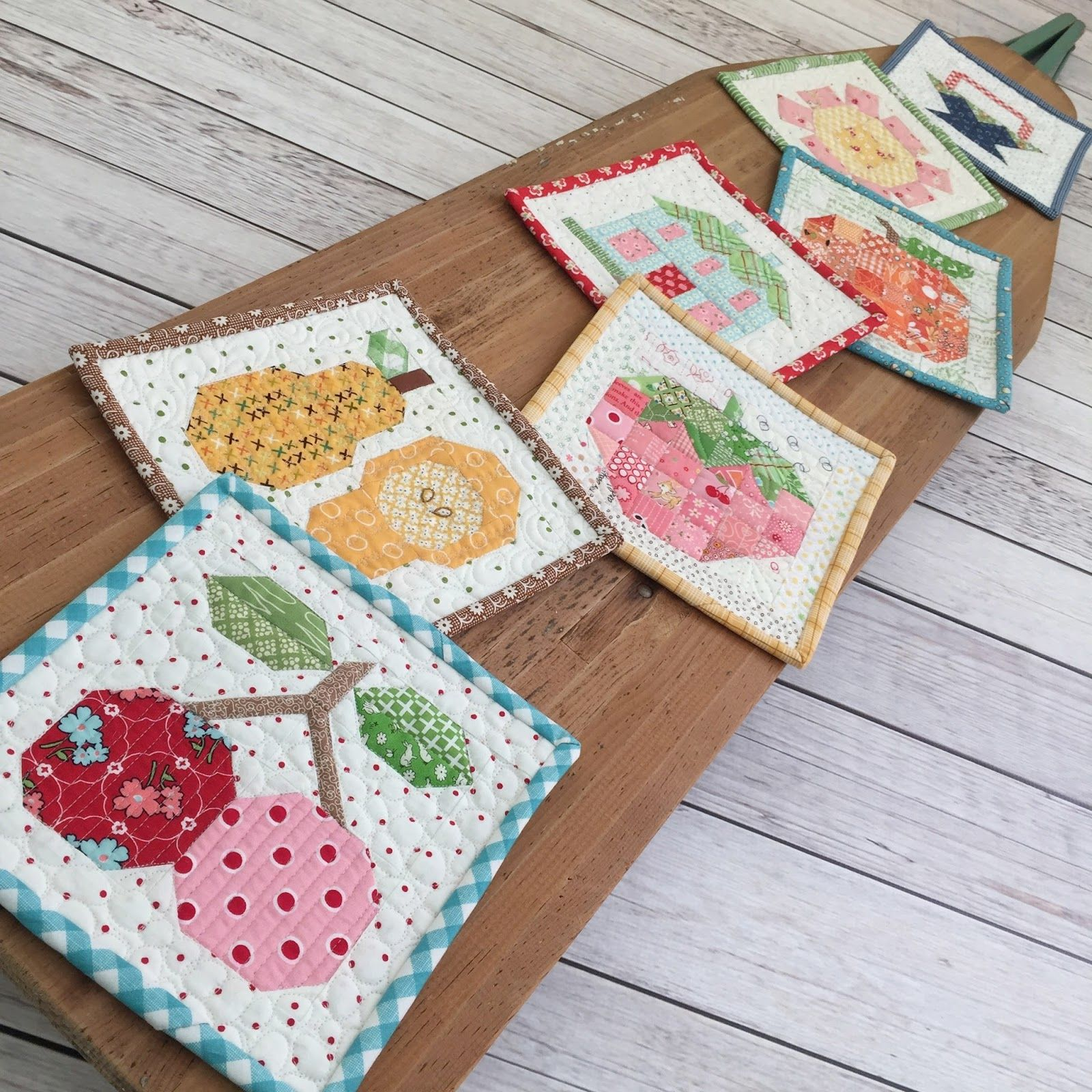 Bee In My Bonnet: Farm Girl Vintage is Here - New Sew Along too!!!