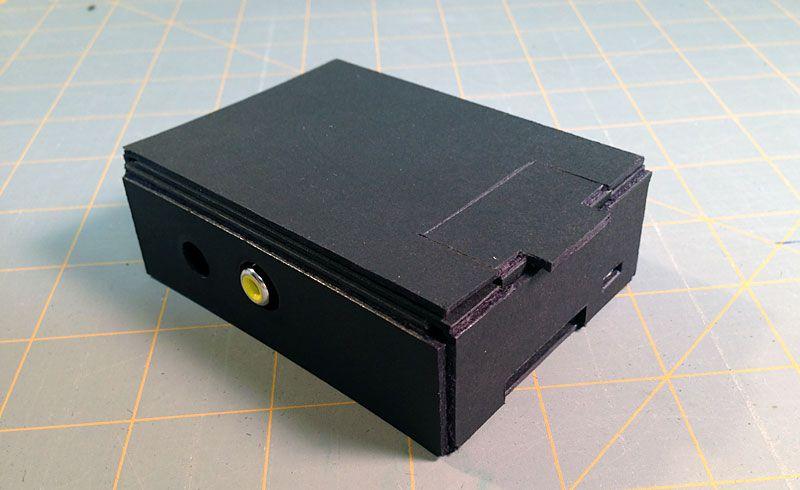 Pin En Diy Raspberry Pi Cases
