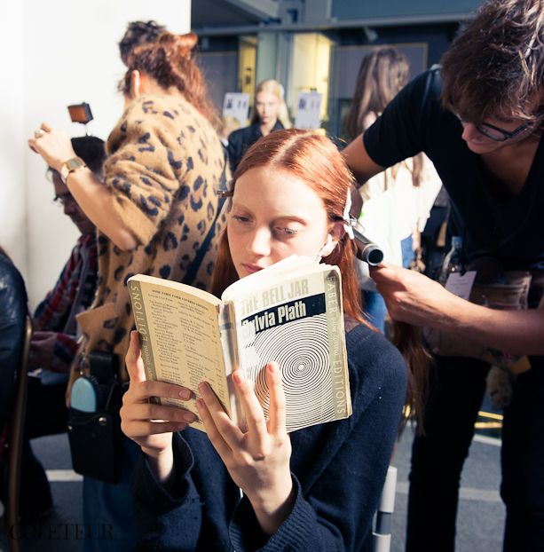 Aldo Rise  / SS13 · Behind the Scenes