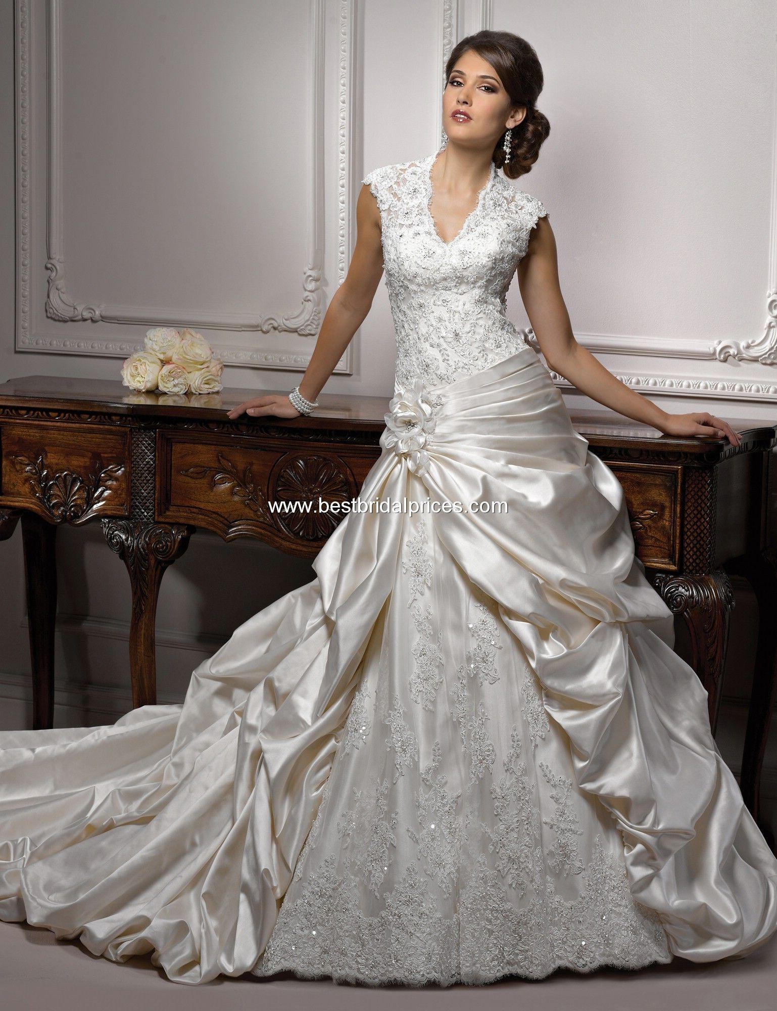 Maggie sottero wedding dresses style perla lynette a