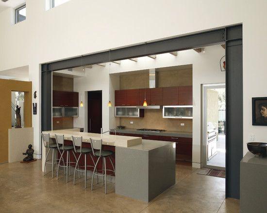 Steel Girder Kitchen Google Zoeken Vigas De Acero Vigas Vigas Expuestas