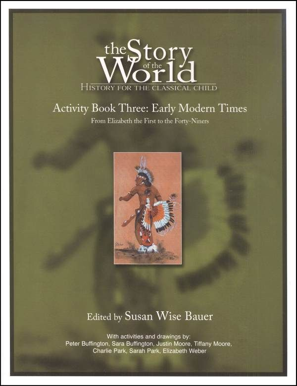 Story of the world vol 3 activity book paperback pinterest 3 activity book companion book to susan wise bauers story of the world vol 3 sotw 3 comprehension questions narration prompts history maps gumiabroncs Images