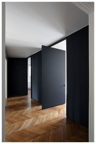 Full Height Pivoted Doors Interior Architecture Design Bathroom Interior Design Interior