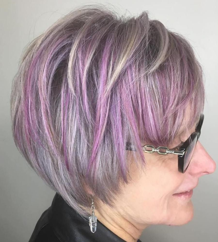 90 Classy And Simple Short Hairstyles For Women Over 50 Pinterest