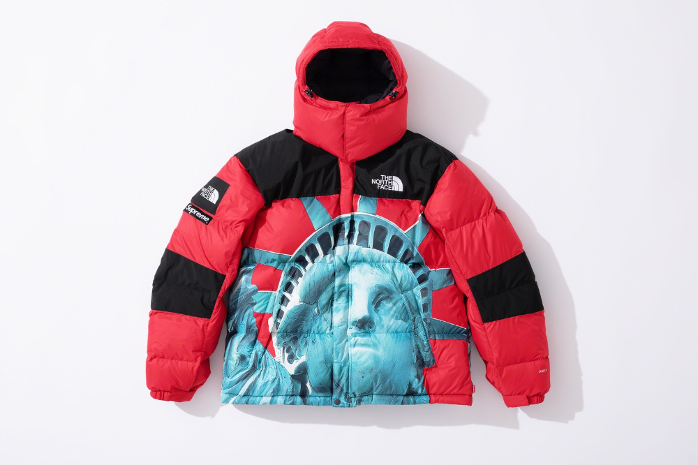 Supreme X The North Face Statue Of Liberty Collection The North Face Fall Winter Mountain Jacket