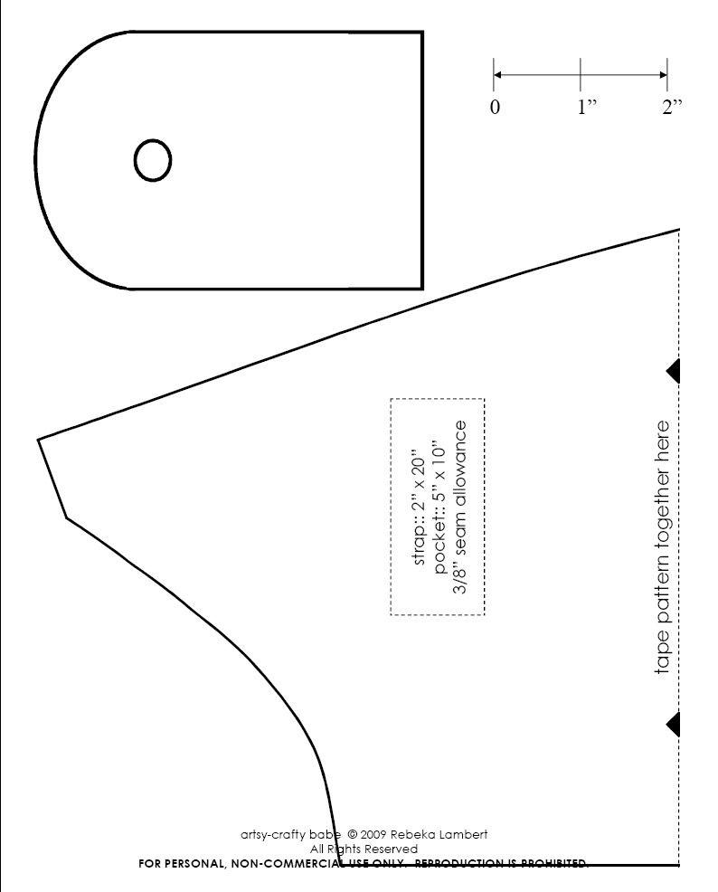 bolso-paso-a-paso-tutorial-con-patrones-gratis-31.jpg (794×986 ...
