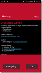 Orux maps app top app for travellers
