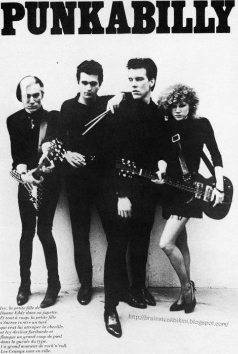 Punkabilly   The sounds of my soul in 2019   The cramps, Post punk