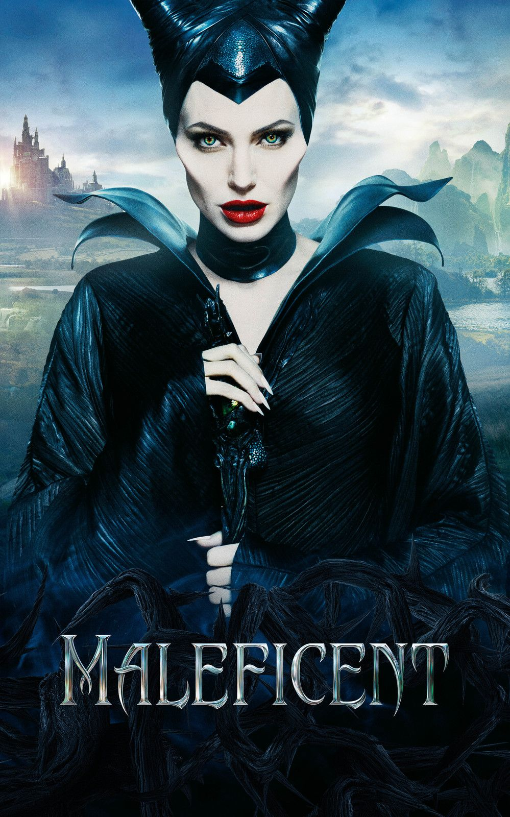 Maleficent Posters And Canvas Prints In 2019 Maleficent