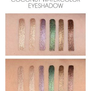 Josie Maran Cosmetics Coconut Watercolor Eye Shadow Im Absolutely