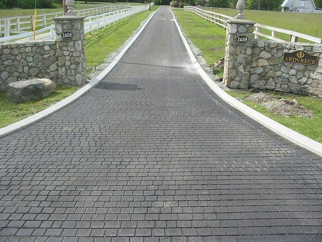 Streetprint Driveway Asphalt Driveway Driveway Paving Driveway Landscaping