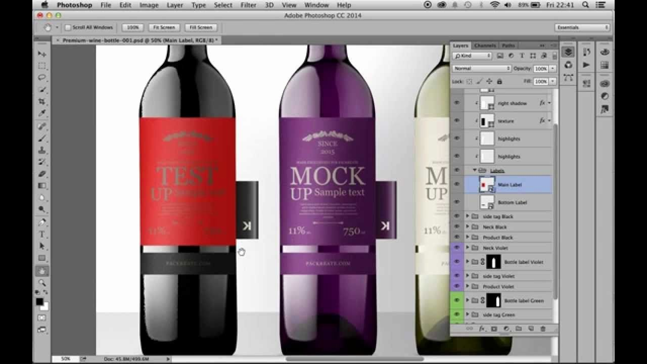 Wine Label Template Photoshop Best Of Premium Wine Bottles With Tag Psd Mockup In 2020 Wine Label Template Label Templates Free Printable Wine Labels