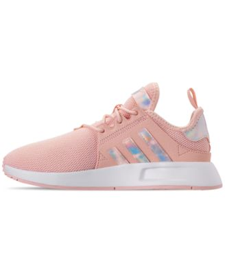 20417c324d102 adidas Little Girls  X-plr Casual Athletic Sneakers from Finish Line - Pink  2.5