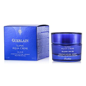 Buy Guerlain  50ml Super Aqua Creme Day Gel Free delivey on all skin care, cosmetics and makeup orders within Australia & New Zealand by the best online store eSavings Fresh Scents.
