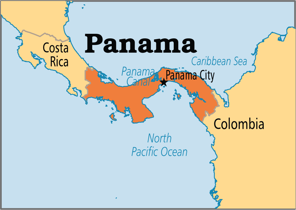 Panama Is Country In North America The Capital Of Panama Is - Where is panama