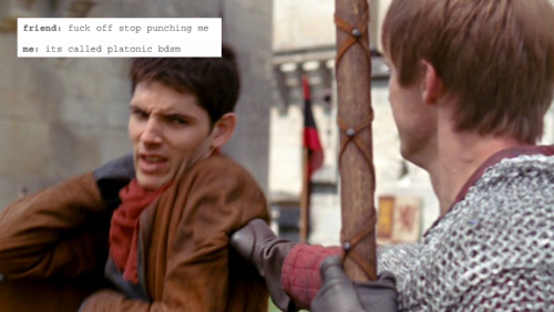 Bbc Merlin Text Posts Tumblr Merlin Merlin Funny Merlin Fandom