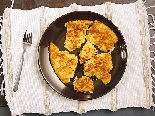 Бон Апети Накъсана картофена палачинка