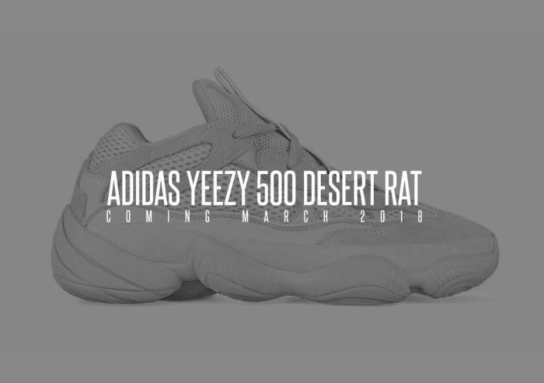 adidas yeezy 500 release