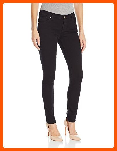 Armani Jeans Women's Lily Fit Push up Denim, Black, 28 - All about women