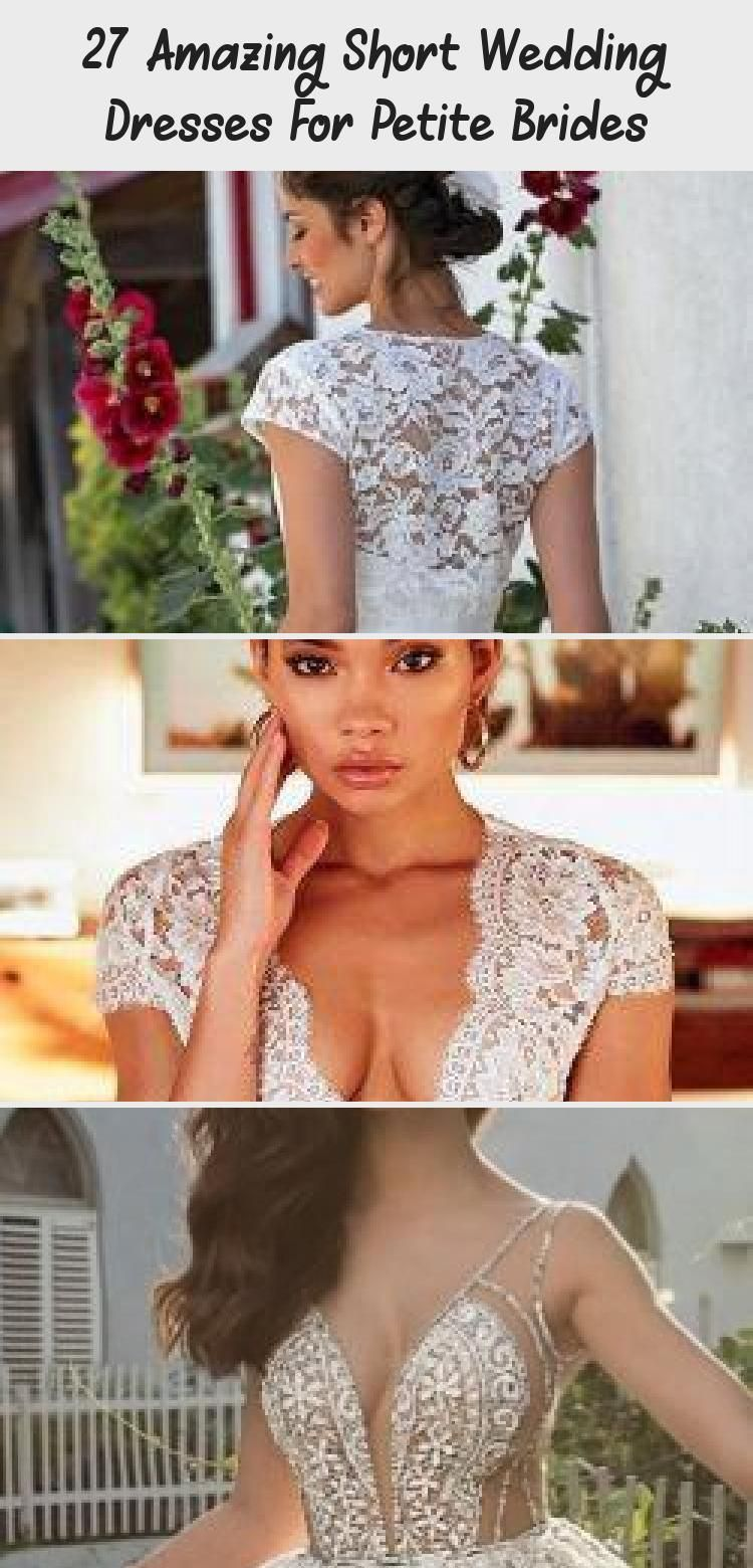 49++ Wedding dresses for petite brides with large bust ideas