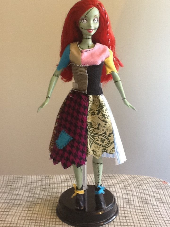sally doll nightmare before christmas by pecosita7deviantartcom on deviantart - Nightmare Before Christmas Sally Doll