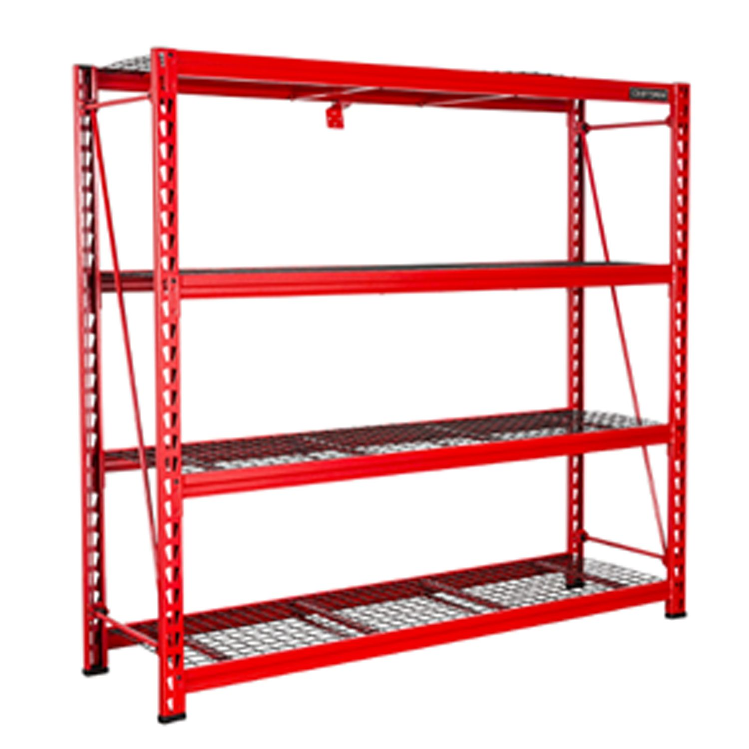 Metal Shelving Units, Craftsman 6 Heavy Duty Floor Cabinet With 4 Shelves