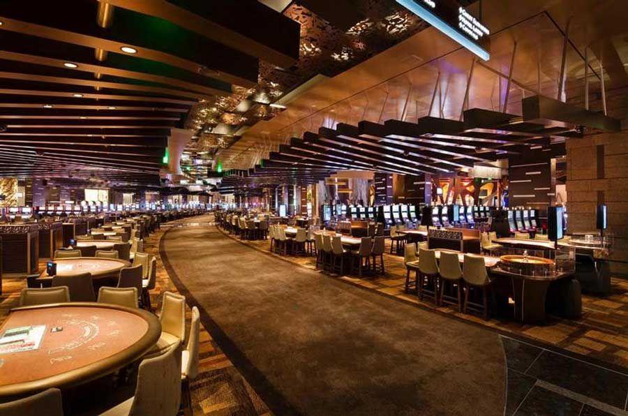 Spectacular Modern Hospitality Interior Design Aria Resort And