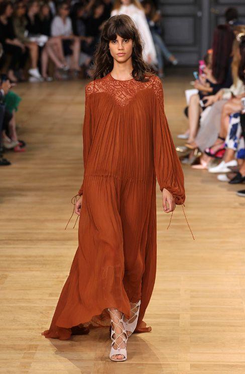 Silk Dress Spring/summer Chloé Discount Affordable Cheap Sale Collections vbwbQdu