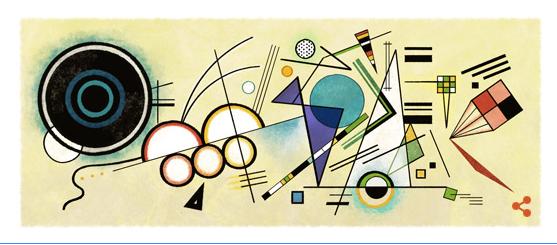 Logo mesin mencari google, hari ini, Selasa (16/12