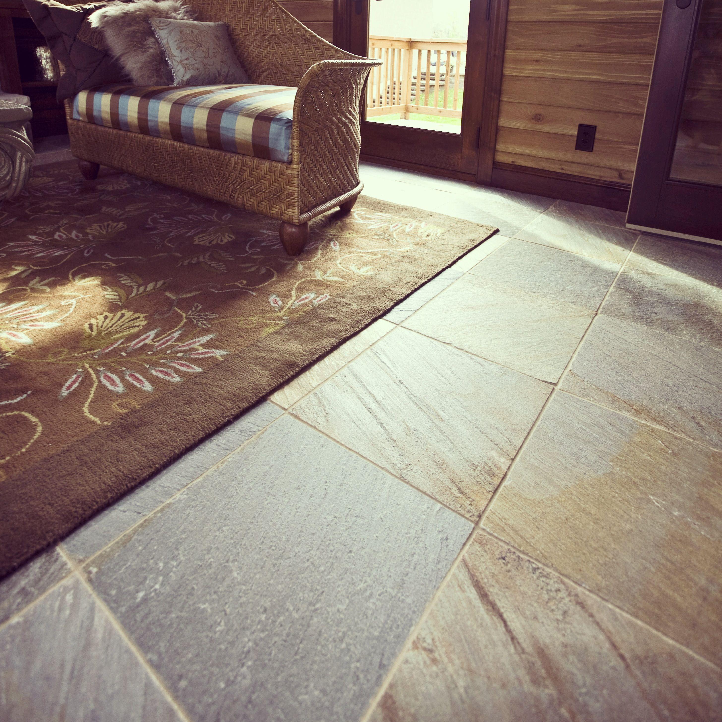 Baoding creme quartzite tile in a sun room pinthedream pin the baoding creme quartzite tile in a sun room pinthedream dailygadgetfo Choice Image