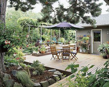 10 Ways To Create A Backyard Getaway Backyard Getaway Backyard