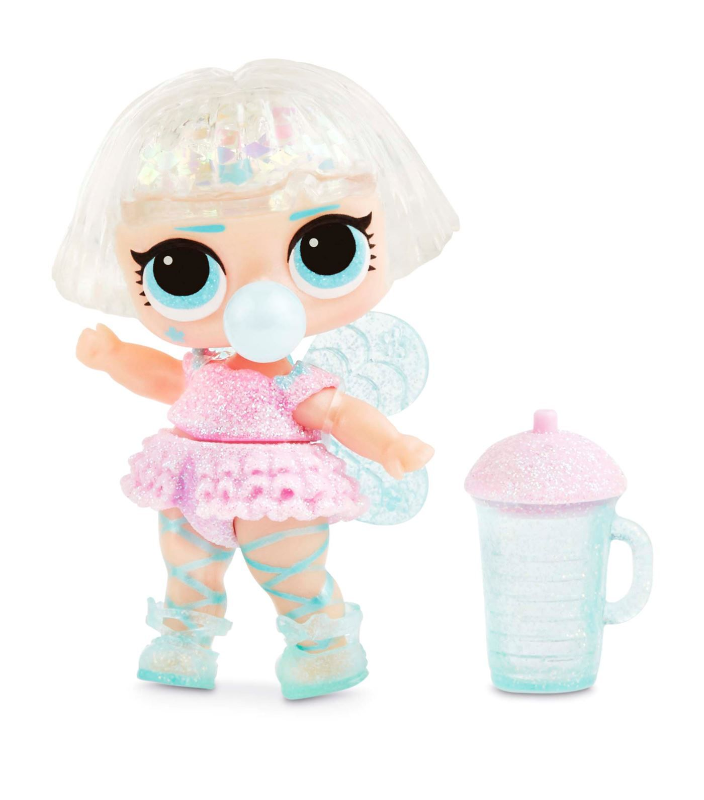 5 LOL Surprise Winter Disco Series Glitter Globe Doll FREE SHIPPING LOT OF 5....