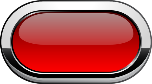 Thick Grayscale Border Red Button Vector Graphics Public Domain Vectors Grayscale Vector Graphics Vector
