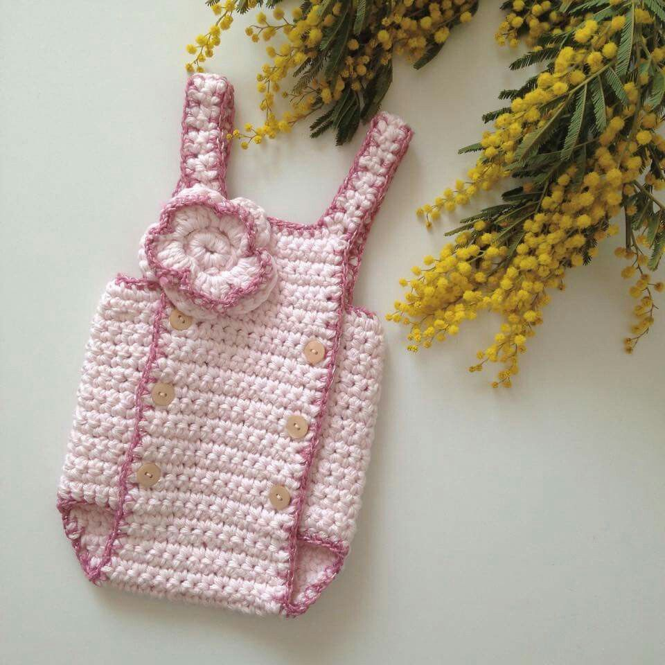 Pin de Armar Sana en Crochet baby dresses | Pinterest | Bebe ...