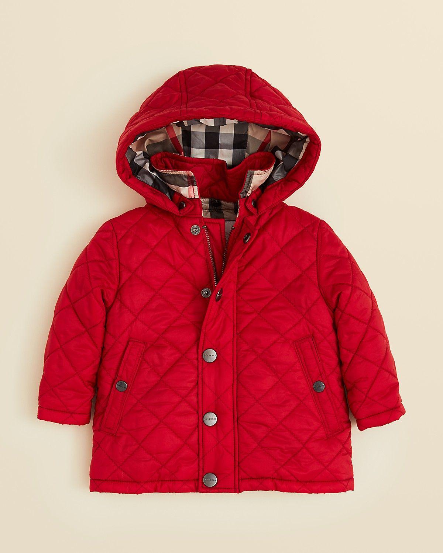 0770d6c63cc9 Burberry Infant Boys  Jerry Quilted Jacket - Sizes 6-24 Months ...