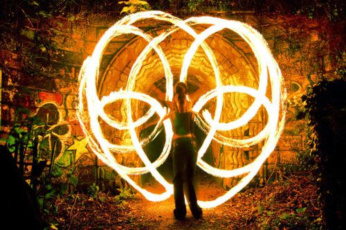 how to learn fire dancing