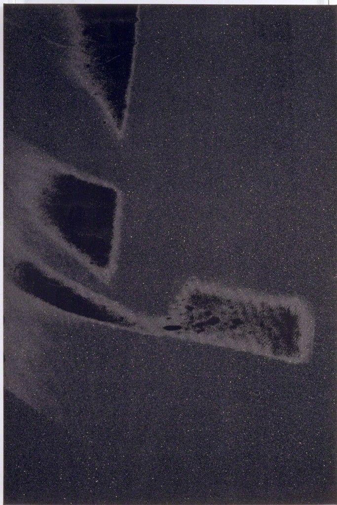 Diamond Dust Shadow   Andy Warhol, Diamond Dust Shadow (ca. 1979)