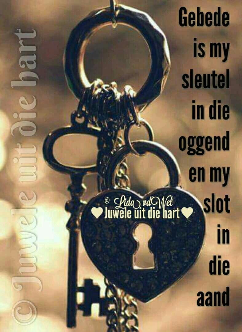 My sleutel