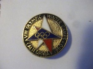 Pin on 1960 Squaw Valley Olympics
