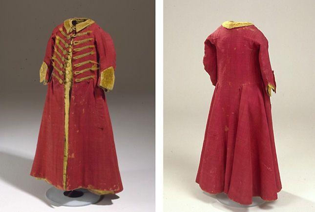 721a529520a1 Servant boy s coat
