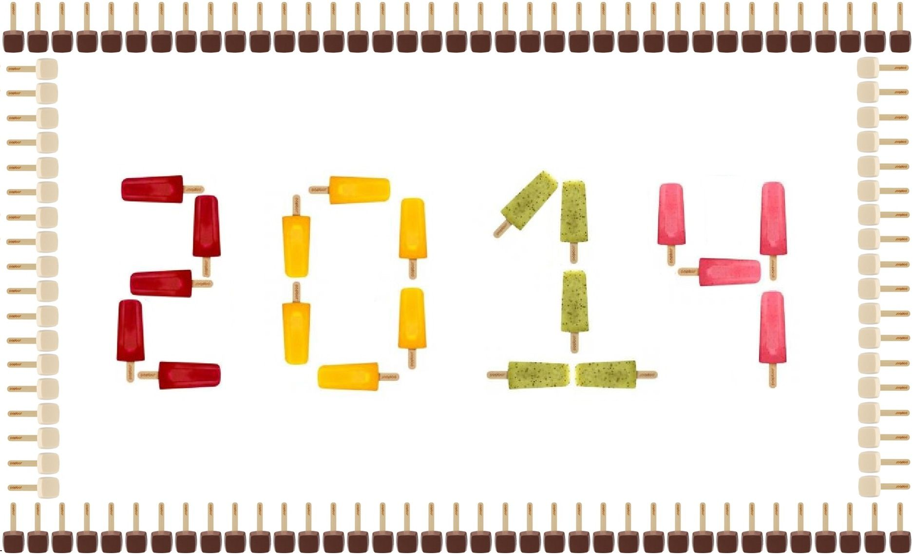 We hope 2013 was a popTastic year for all of our Popaholics and 2014 will be even more popMazing!