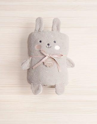 rabbit blanket | Oysho