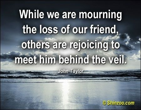 Image Result For Friend Death Quotes