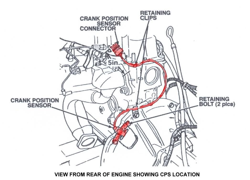 Great Jeep Camshaft Position Sensor Symptoms